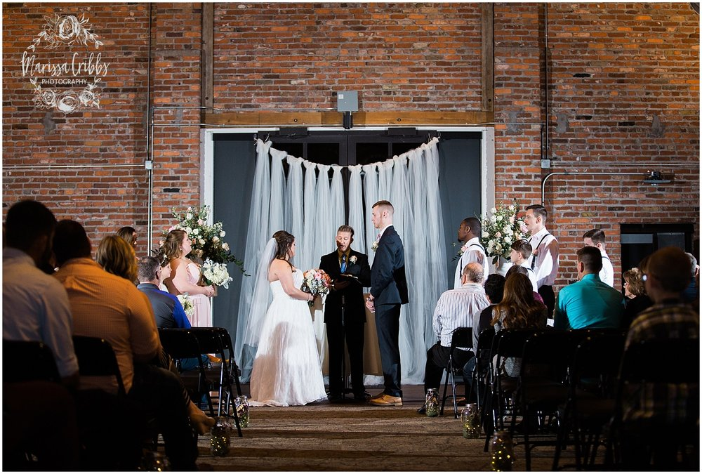 Thompson Barn Wedding | KC Wedding Photographer | Marissa Cribbs Photography_1564.jpg