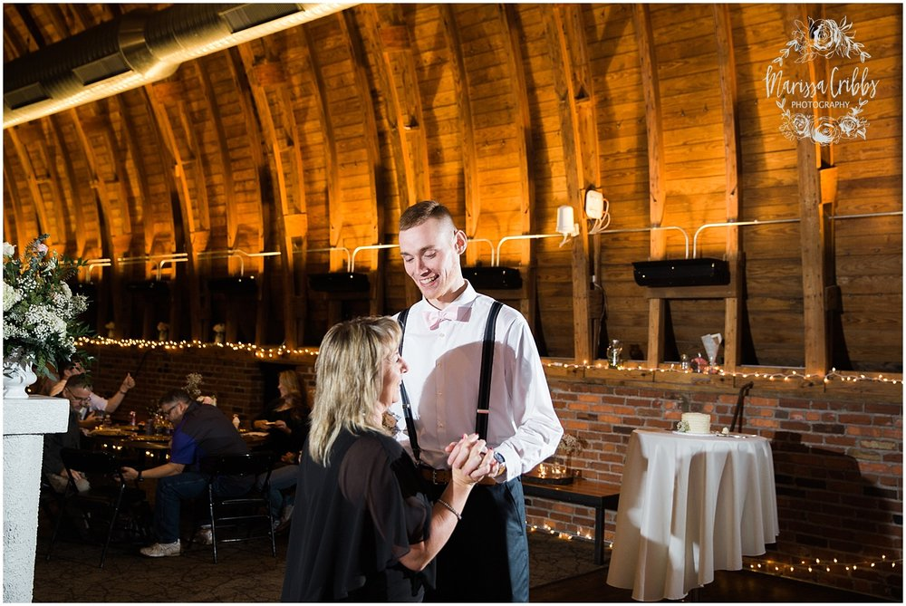 Thompson Barn Wedding | KC Wedding Photographer | Marissa Cribbs Photography_1606.jpg