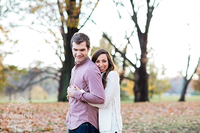 Kelsey & Brendan Engaged | Kansas City Plaza Lights | KC Plaza Christmas Engagement Photos | The Madrid Theatre | Marissa Cribbs Photography_5839.jpg