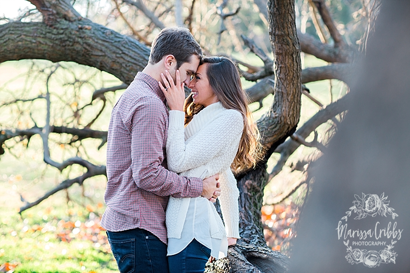 Kelsey & Brendan Engaged | Kansas City Plaza Lights | KC Plaza Christmas Engagement Photos | The Madrid Theatre | Marissa Cribbs Photography_5848.jpg