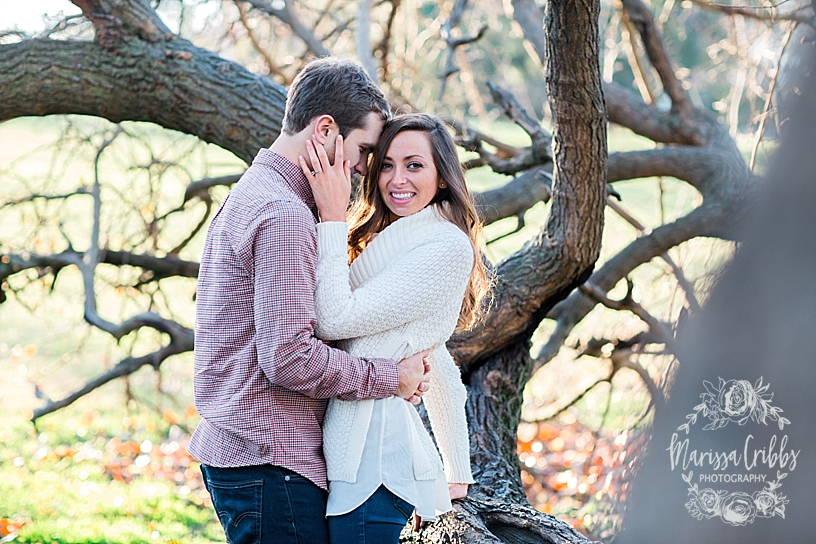 Kelsey & Brendan Engaged | Kansas City Plaza Lights | KC Plaza Christmas Engagement Photos | The Madrid Theatre | Marissa Cribbs Photography_5849.jpg