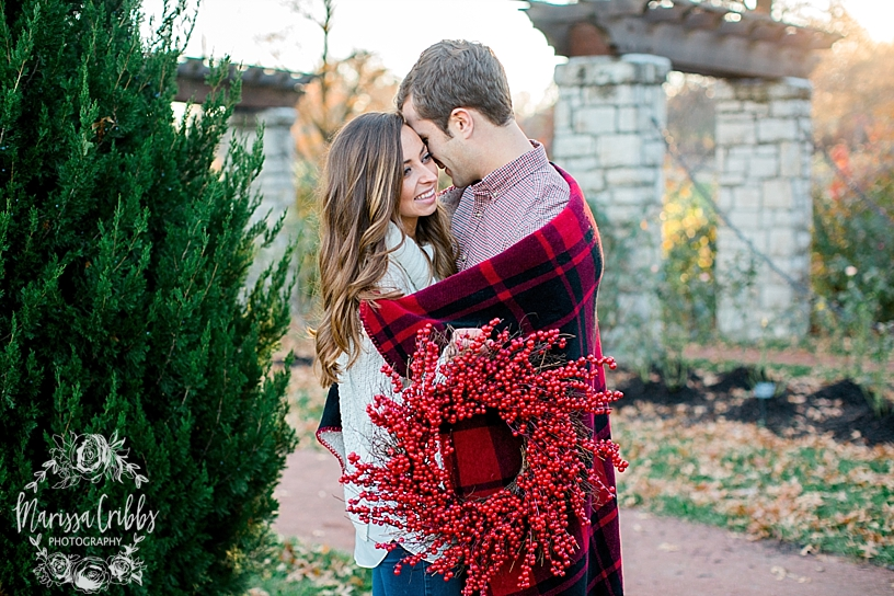Kelsey & Brendan Engaged | Kansas City Plaza Lights | KC Plaza Christmas Engagement Photos | The Madrid Theatre | Marissa Cribbs Photography_5868.jpg