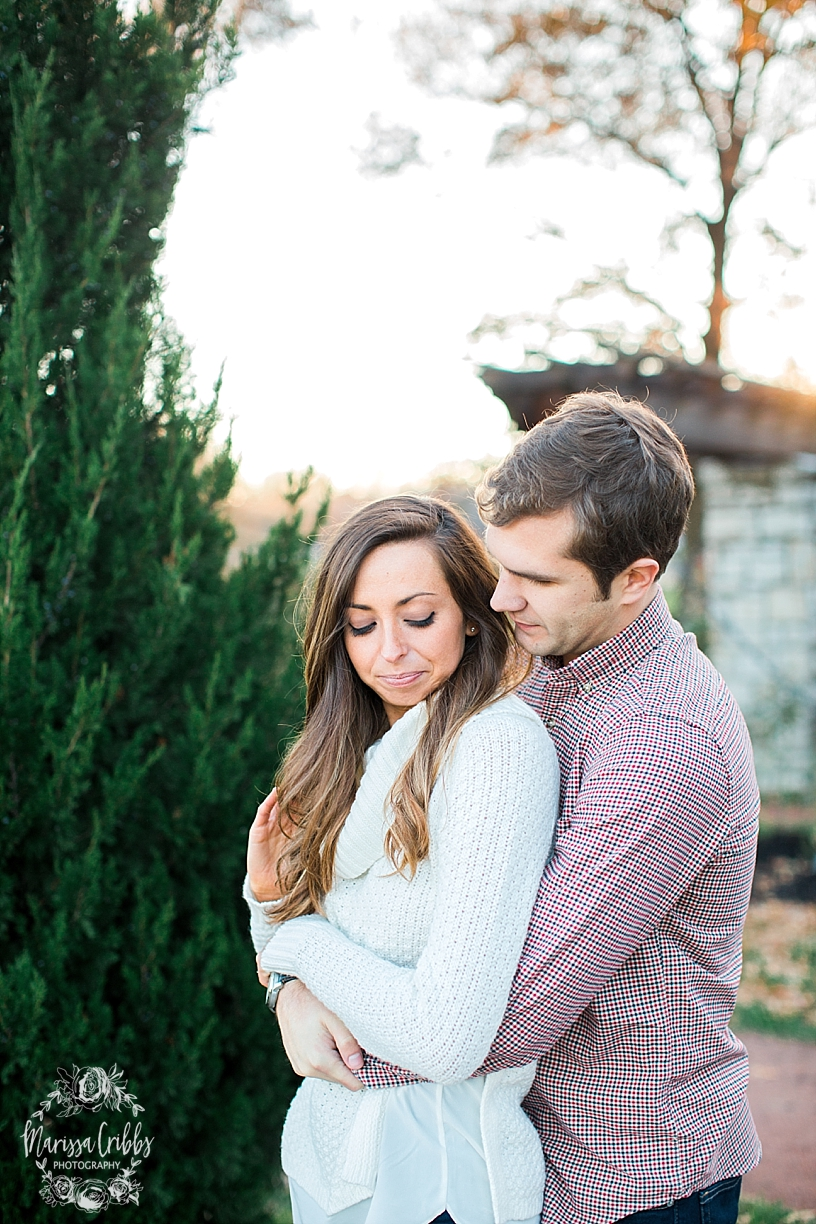 Kelsey & Brendan Engaged | Kansas City Plaza Lights | KC Plaza Christmas Engagement Photos | The Madrid Theatre | Marissa Cribbs Photography_5873.jpg