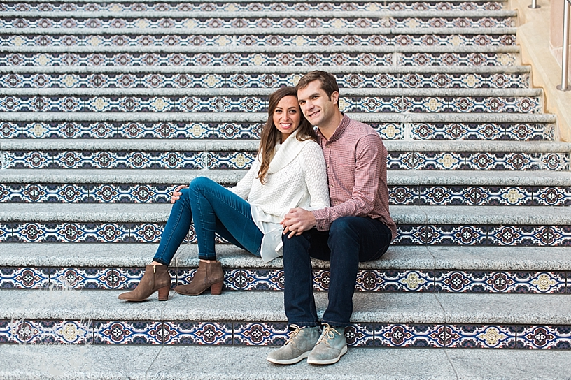 Kelsey & Brendan Engaged | Kansas City Plaza Lights | KC Plaza Christmas Engagement Photos | The Madrid Theatre | Marissa Cribbs Photography_5880.jpg