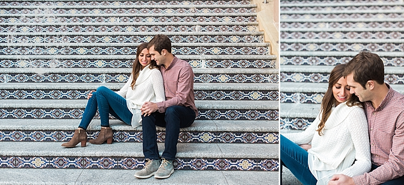Kelsey & Brendan Engaged | Kansas City Plaza Lights | KC Plaza Christmas Engagement Photos | The Madrid Theatre | Marissa Cribbs Photography_5881.jpg