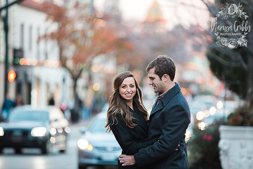 Kelsey & Brendan Engaged | Kansas City Plaza Lights | KC Plaza Christmas Engagement Photos | The Madrid Theatre | Marissa Cribbs Photography_5886.jpg
