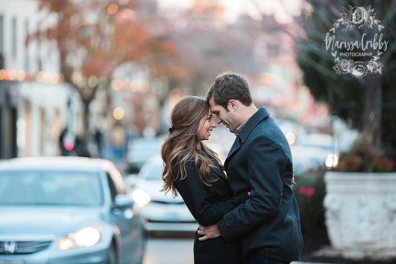 Kelsey & Brendan Engaged | Kansas City Plaza Lights | KC Plaza Christmas Engagement Photos | The Madrid Theatre | Marissa Cribbs Photography_5887.jpg