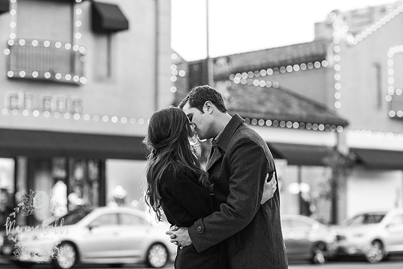 Kelsey & Brendan Engaged | Kansas City Plaza Lights | KC Plaza Christmas Engagement Photos | The Madrid Theatre | Marissa Cribbs Photography_5889.jpg
