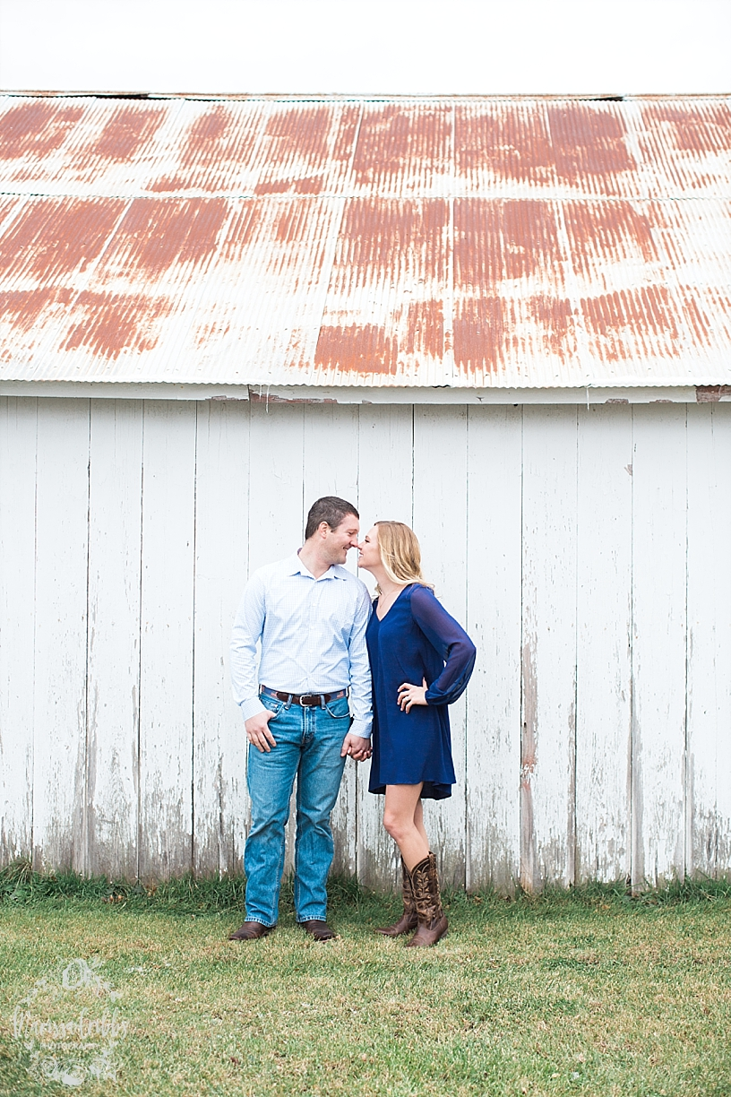 Allison & Kevin Engagement | KC Photographer |  Marissa Cribbs Photography_5903.jpg