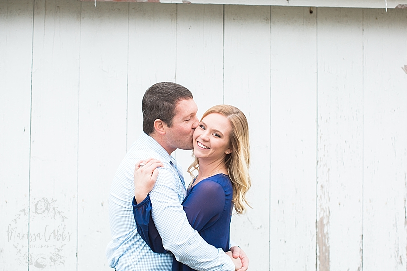 Allison & Kevin Engagement | KC Photographer |  Marissa Cribbs Photography_5905.jpg