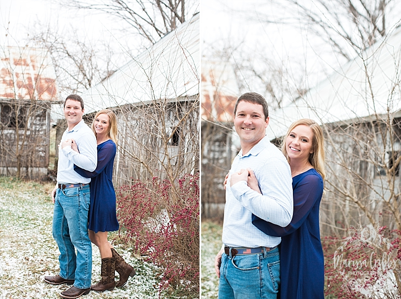 Allison & Kevin Engagement | KC Photographer |  Marissa Cribbs Photography_5907.jpg