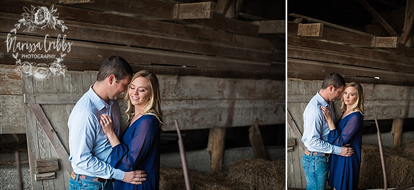 Allison & Kevin Engagement | KC Photographer |  Marissa Cribbs Photography_5909.jpg
