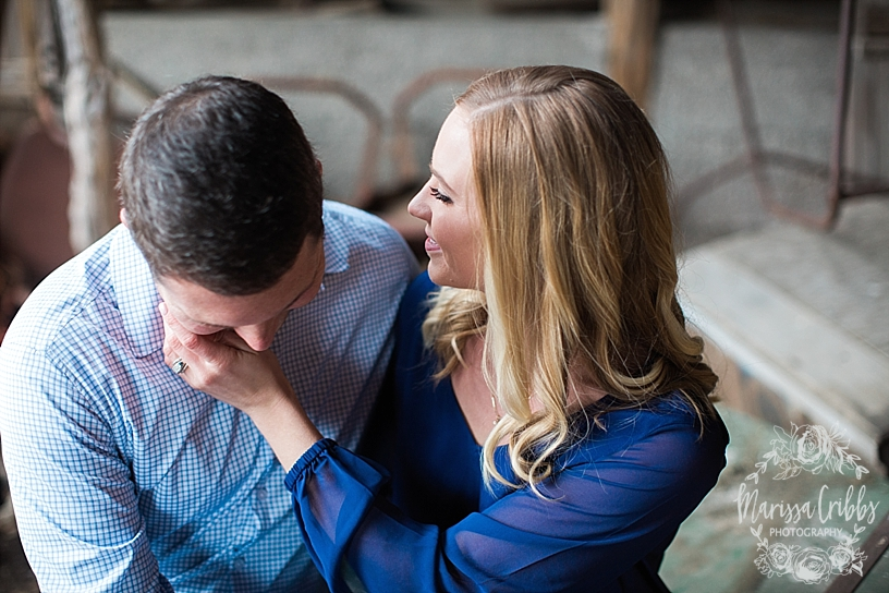 Allison & Kevin Engagement | KC Photographer |  Marissa Cribbs Photography_5910.jpg