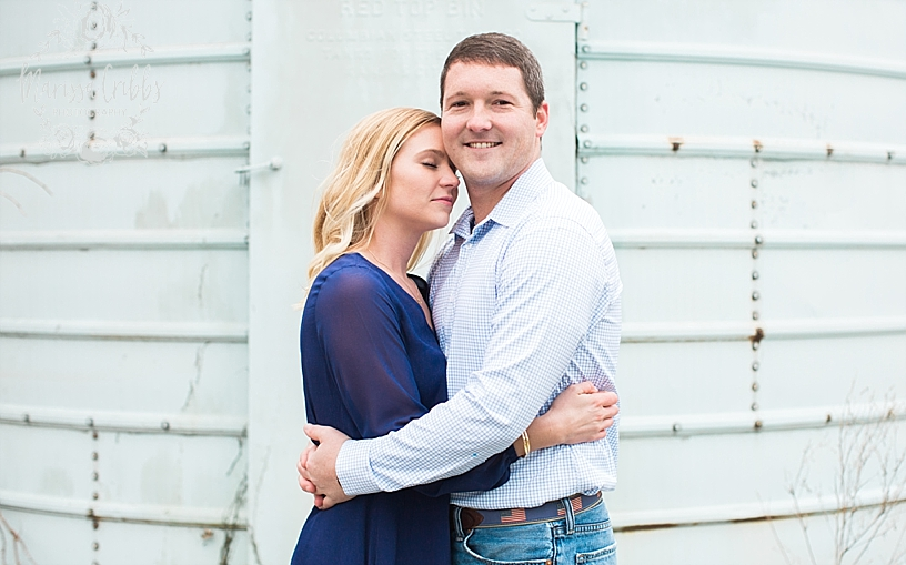 Allison & Kevin Engagement | KC Photographer |  Marissa Cribbs Photography_5916.jpg