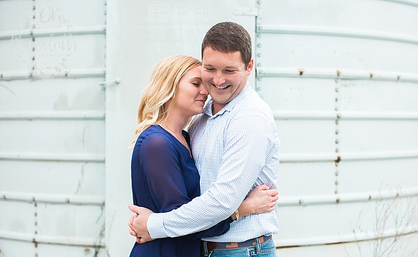 Allison & Kevin Engagement | KC Photographer |  Marissa Cribbs Photography_5917.jpg