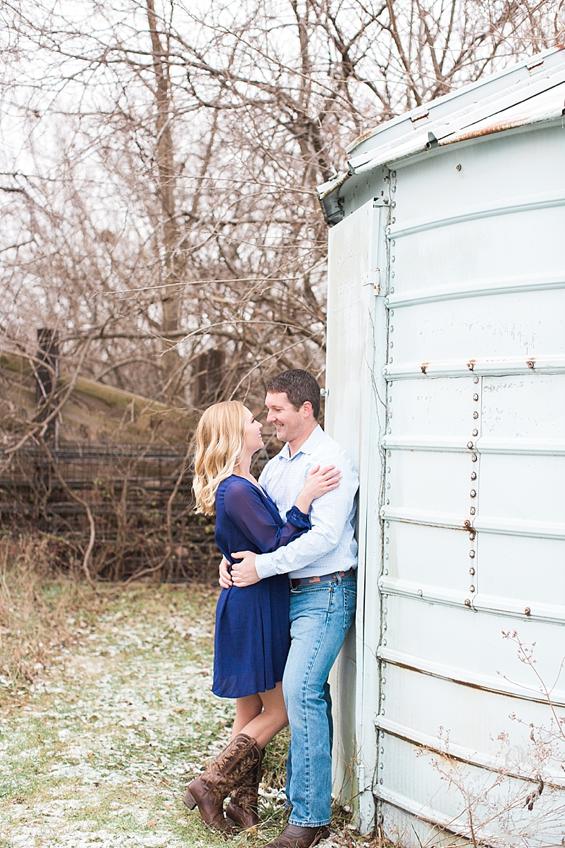 Allison & Kevin Engagement | KC Photographer |  Marissa Cribbs Photography_5922.jpg