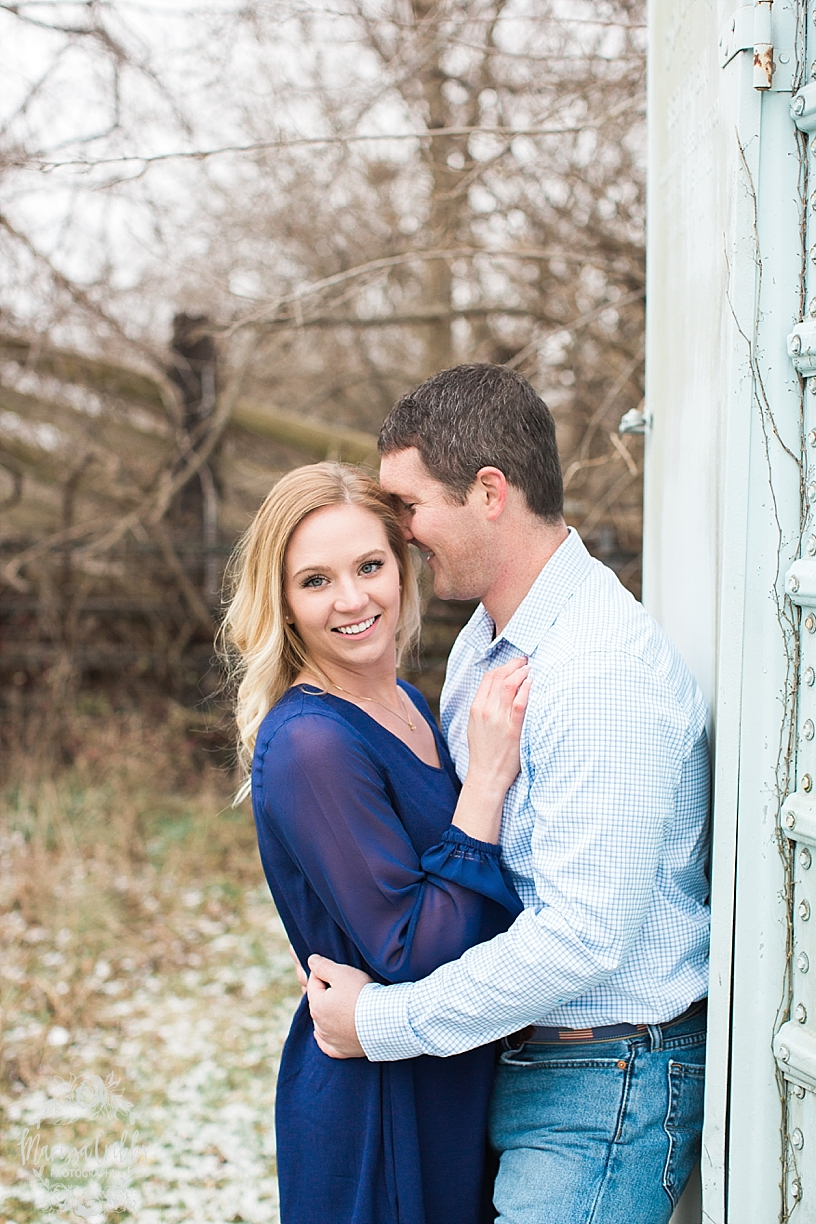 Allison & Kevin Engagement | KC Photographer |  Marissa Cribbs Photography_5924.jpg