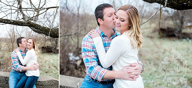 Allison & Kevin Engagement | KC Photographer |  Marissa Cribbs Photography_5935.jpg