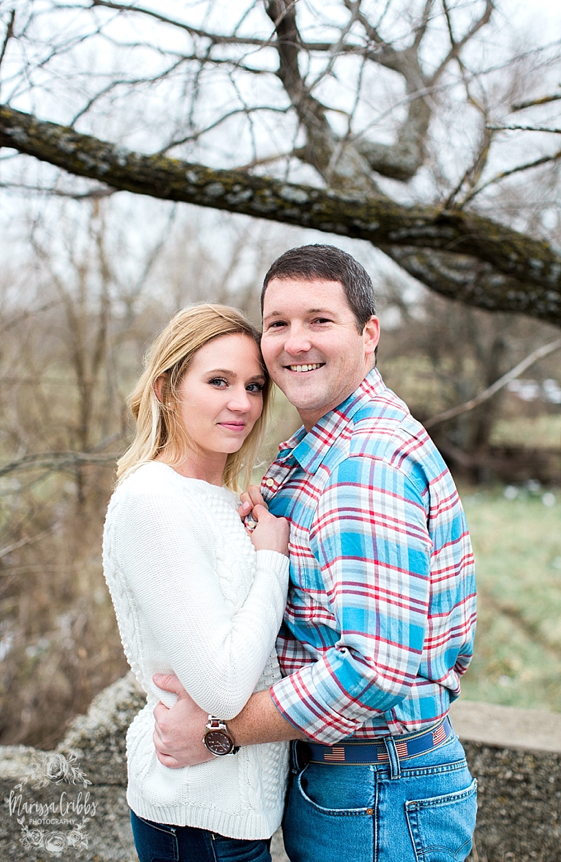 Allison & Kevin Engagement | KC Photographer |  Marissa Cribbs Photography_5938.jpg