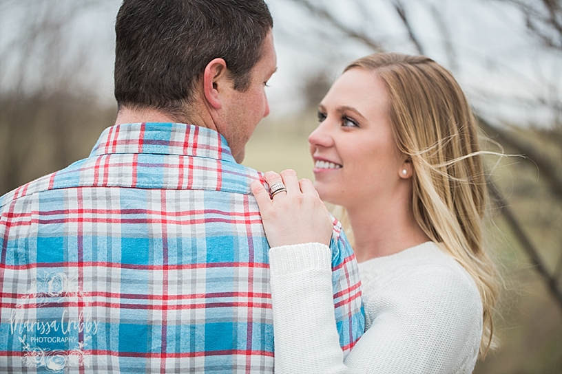 Allison & Kevin Engagement | KC Photographer |  Marissa Cribbs Photography_5940.jpg
