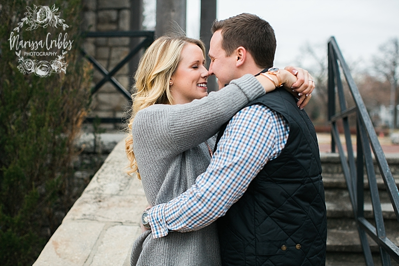 Jaclyn & Chase Engagement | KC Photographer |  Marissa Cribbs Photography_5942.jpg