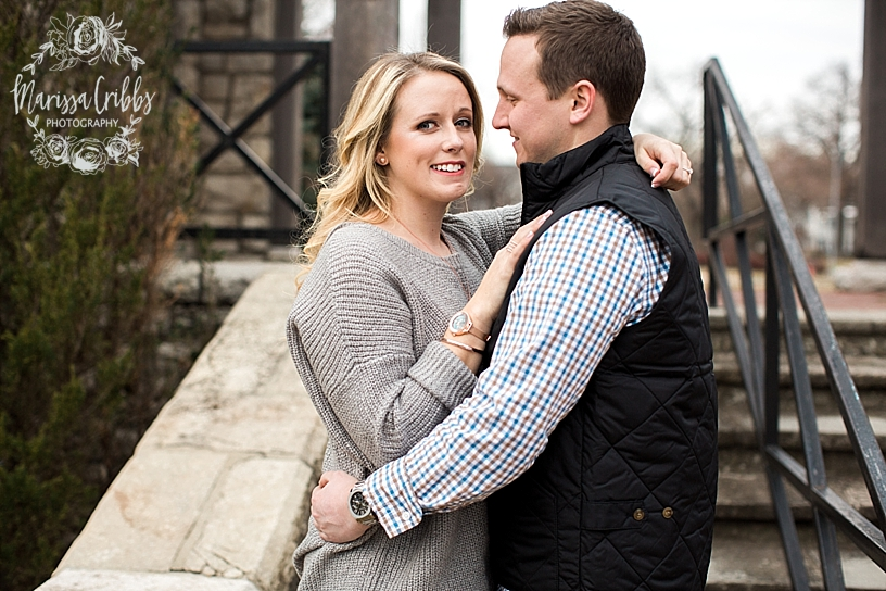 Jaclyn & Chase Engagement | KC Photographer |  Marissa Cribbs Photography_5943.jpg