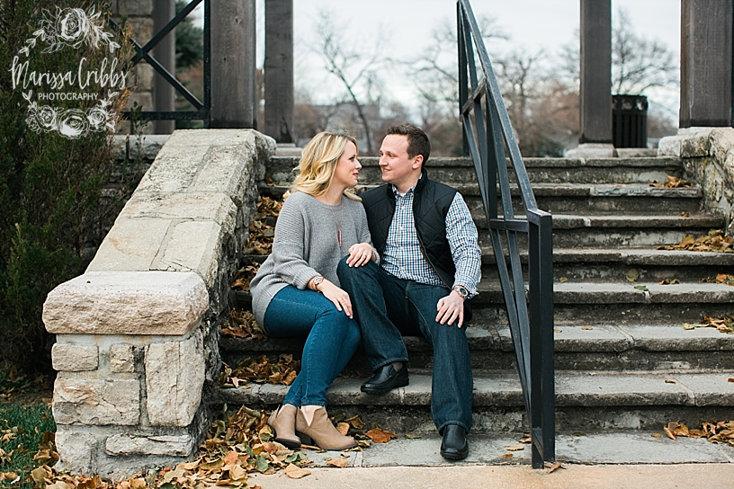 Jaclyn & Chase Engagement | KC Photographer |  Marissa Cribbs Photography_5946.jpg