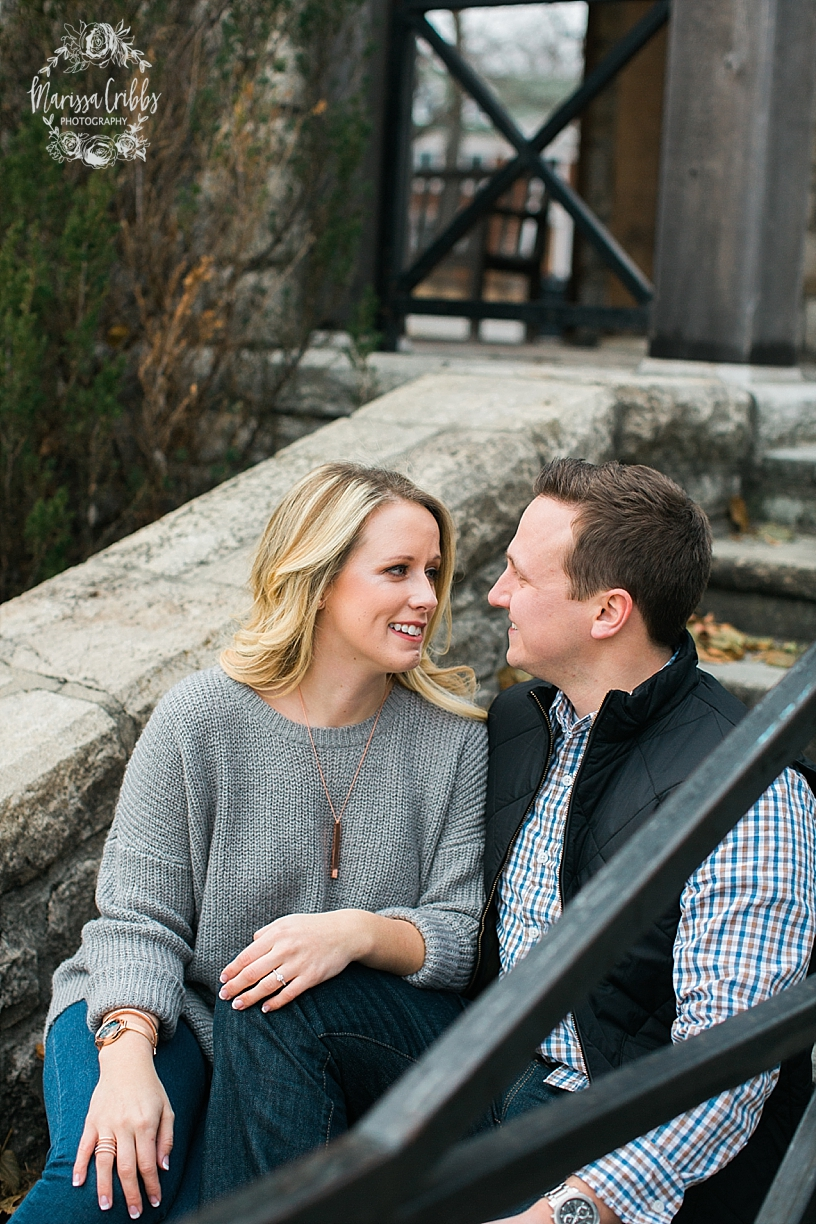 Jaclyn & Chase Engagement | KC Photographer |  Marissa Cribbs Photography_5947.jpg