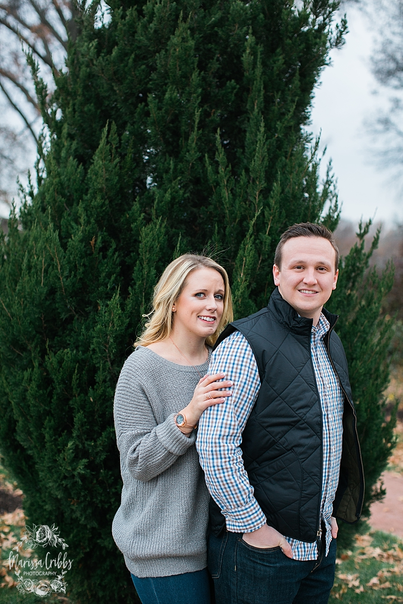 Jaclyn & Chase Engagement | KC Photographer |  Marissa Cribbs Photography_5948.jpg