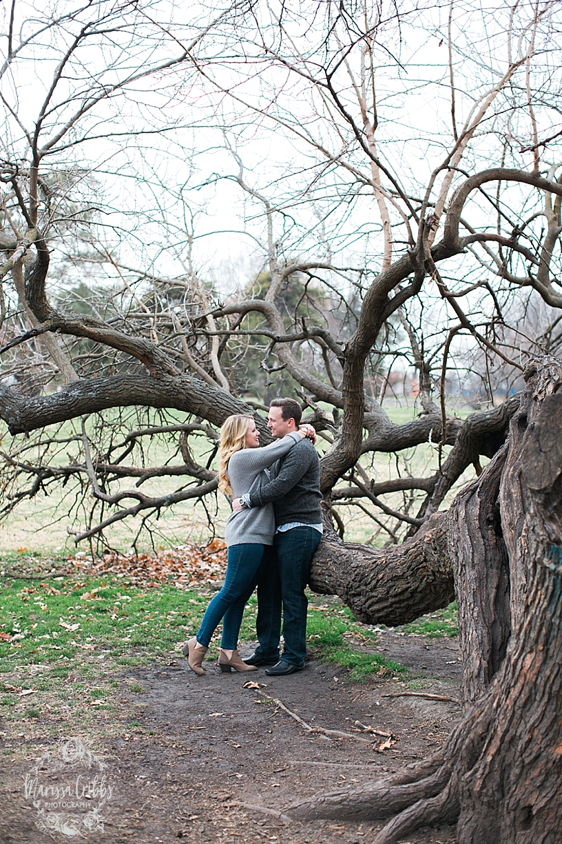 Jaclyn & Chase Engagement | KC Photographer |  Marissa Cribbs Photography_5950.jpg