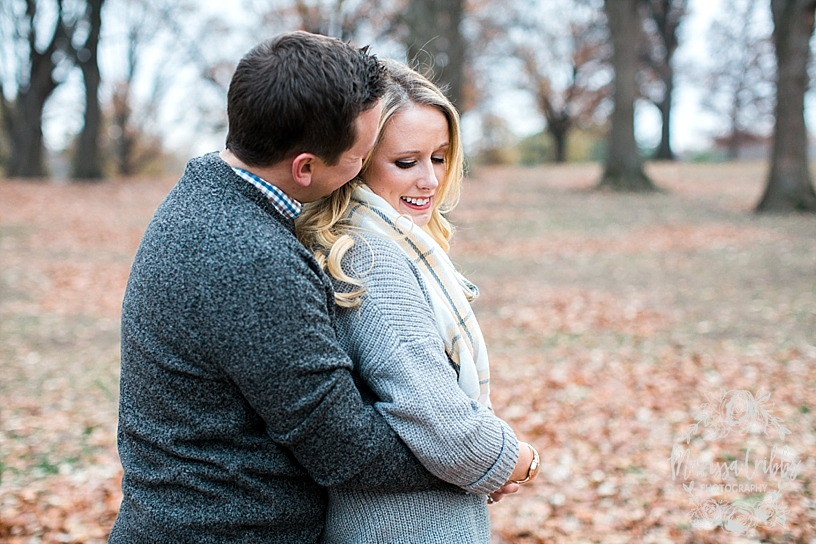 Jaclyn & Chase Engagement | KC Photographer |  Marissa Cribbs Photography_5953.jpg
