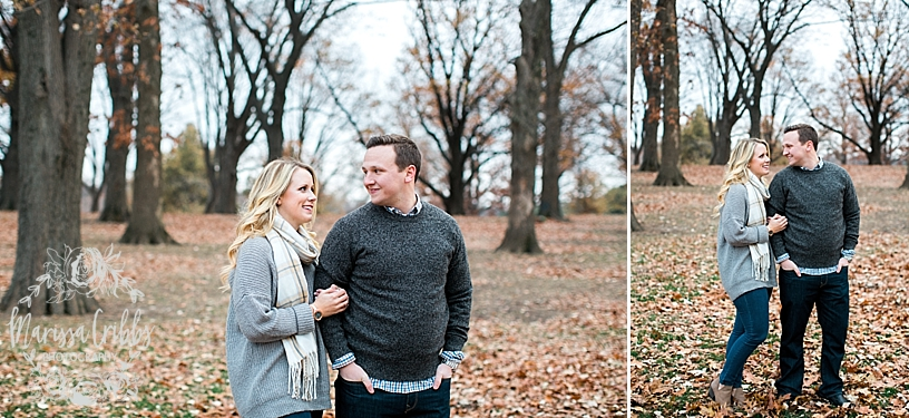 Jaclyn & Chase Engagement | KC Photographer |  Marissa Cribbs Photography_5955.jpg
