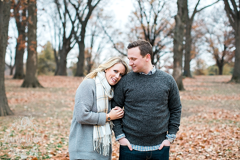 Jaclyn & Chase Engagement | KC Photographer |  Marissa Cribbs Photography_5956.jpg