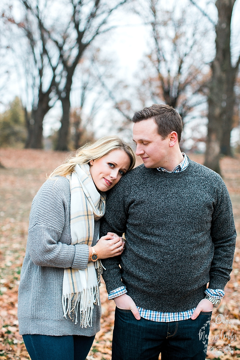 Jaclyn & Chase Engagement | KC Photographer |  Marissa Cribbs Photography_5957.jpg