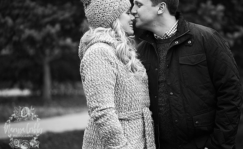 Jaclyn & Chase Engagement | KC Photographer |  Marissa Cribbs Photography_5962.jpg