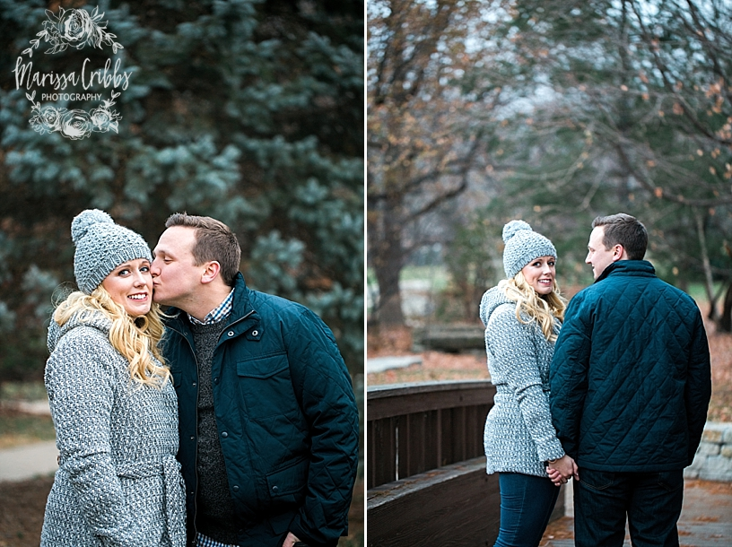Jaclyn & Chase Engagement | KC Photographer |  Marissa Cribbs Photography_5963.jpg
