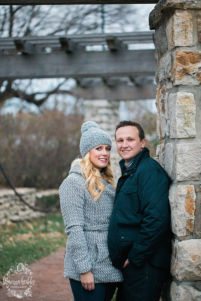 Jaclyn & Chase Engagement | KC Photographer |  Marissa Cribbs Photography_5971.jpg