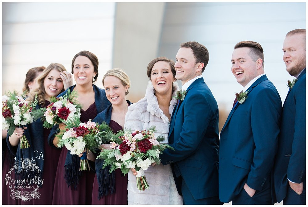 Kelsey & Cory | The Venue at Willow Creek Wedding | Kauffman Performing Arts | Marissa Cribbs Photography | KC Wedding Photographer_0365.jpg