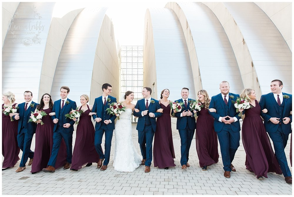 Kelsey & Cory | The Venue at Willow Creek Wedding | Kauffman Performing Arts | Marissa Cribbs Photography | KC Wedding Photographer_0373.jpg