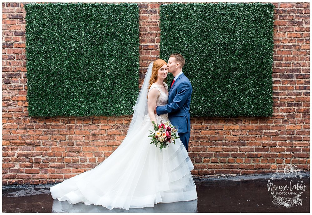 Berg Event Space Wedding | Tanner & McCall | Marissa Cribbs Photography | KC Wedding Photographers_0540.jpg