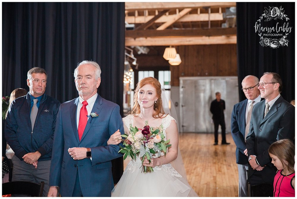 Berg Event Space Wedding | Tanner & McCall | Marissa Cribbs Photography | KC Wedding Photographers_0546.jpg