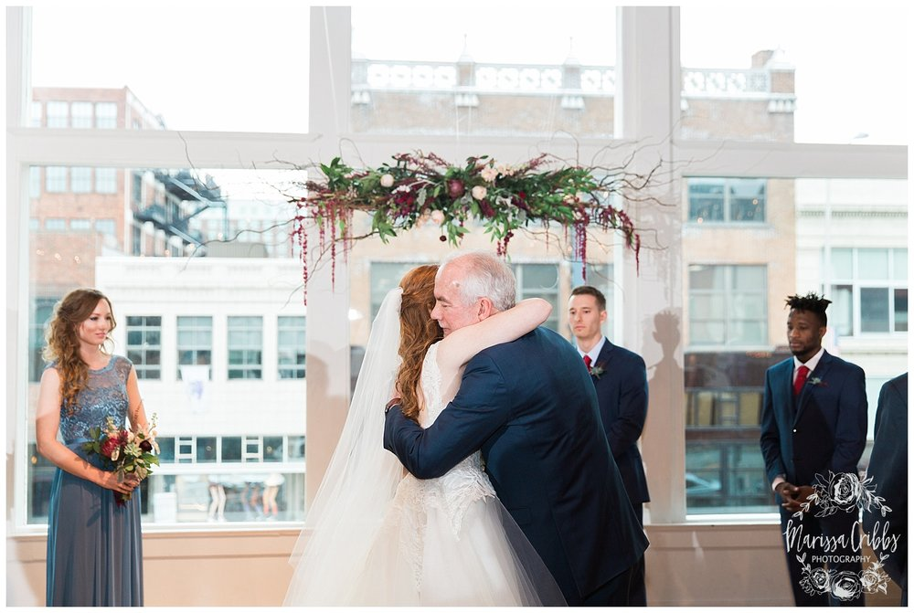 Berg Event Space Wedding | Tanner & McCall | Marissa Cribbs Photography | KC Wedding Photographers_0548.jpg