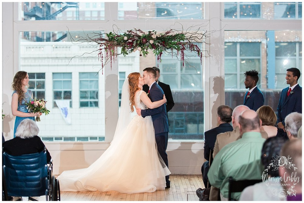 Berg Event Space Wedding | Tanner & McCall | Marissa Cribbs Photography | KC Wedding Photographers_0554.jpg