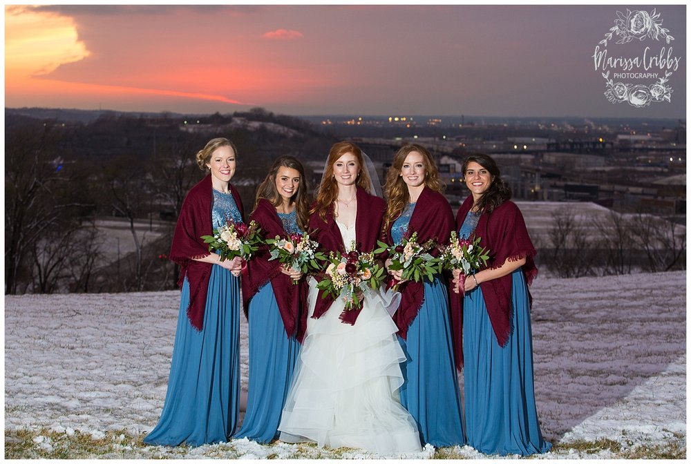 Berg Event Space Wedding | Tanner & McCall | Marissa Cribbs Photography | KC Wedding Photographers_0570.jpg