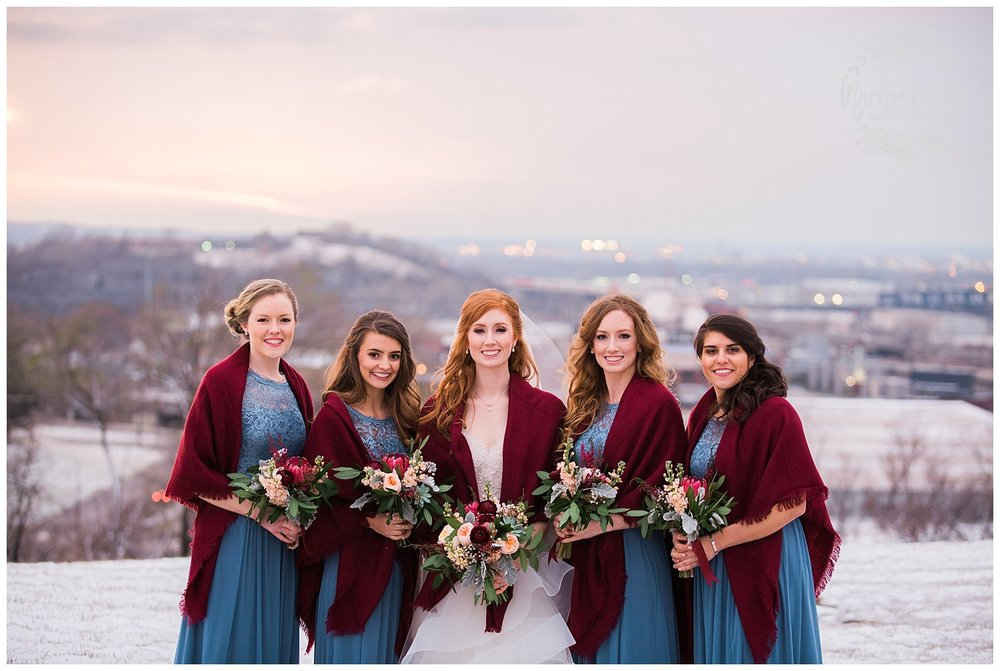 Berg Event Space Wedding | Tanner & McCall | Marissa Cribbs Photography | KC Wedding Photographers_0572.jpg