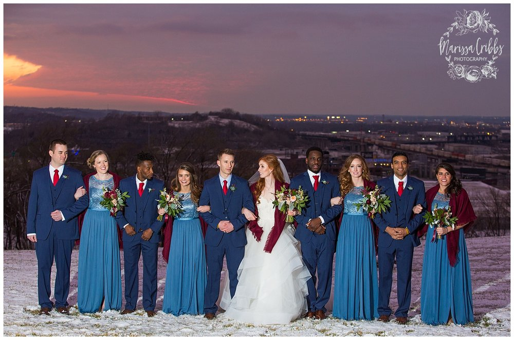Berg Event Space Wedding | Tanner & McCall | Marissa Cribbs Photography | KC Wedding Photographers_0575.jpg