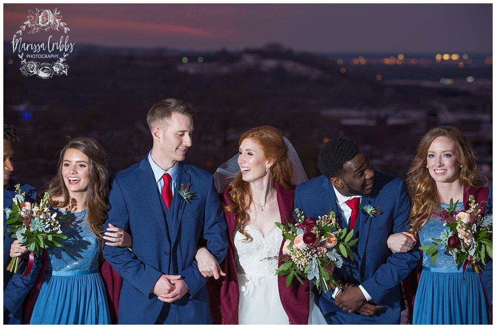 Berg Event Space Wedding | Tanner & McCall | Marissa Cribbs Photography | KC Wedding Photographers_0576.jpg