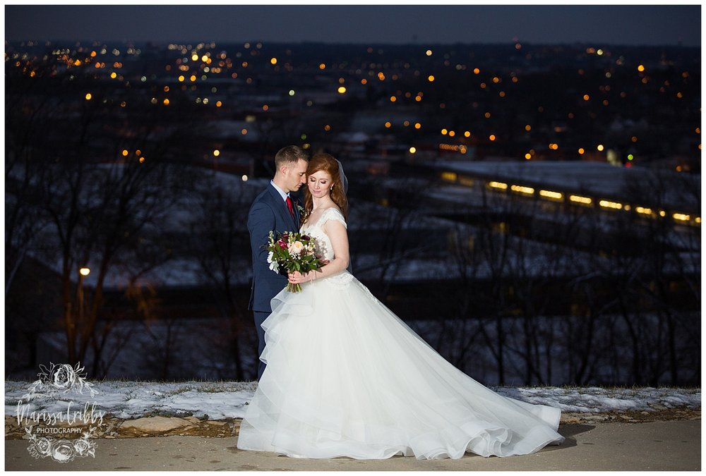Berg Event Space Wedding | Tanner & McCall | Marissa Cribbs Photography | KC Wedding Photographers_0579.jpg
