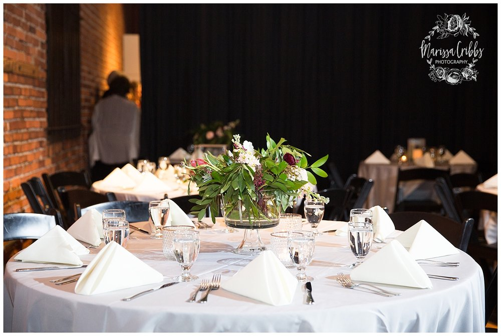 Berg Event Space Wedding | Tanner & McCall | Marissa Cribbs Photography | KC Wedding Photographers_0582.jpg