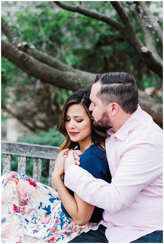 Leah & Michael Engagement | Loose Park Engagement Photos | KC Photographers | Marissa Cribbs Photography | KC Wedding Photographers_0794.jpg